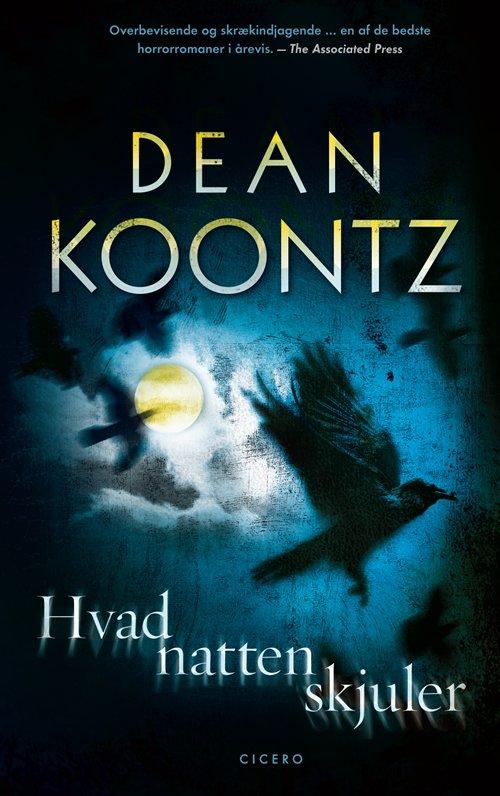 Billede af Hvad Natten Skjuler - Dean Koontz - Bog