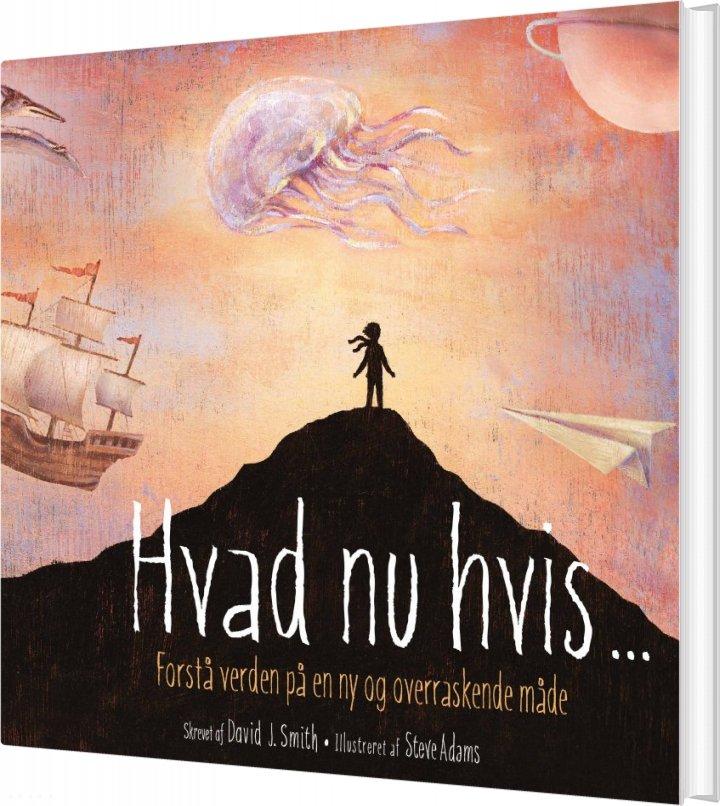 Image of   Hvad Nu Hvis - David J. Smith - Bog