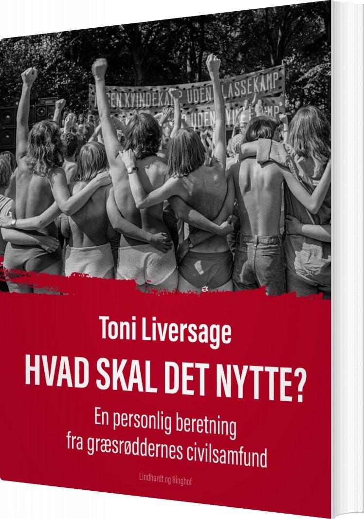 Hvad Skal Det Nytte? : En Personlig Beretning Fra Græsrøddernes Civilsamfund - Toni Liversage - Bog