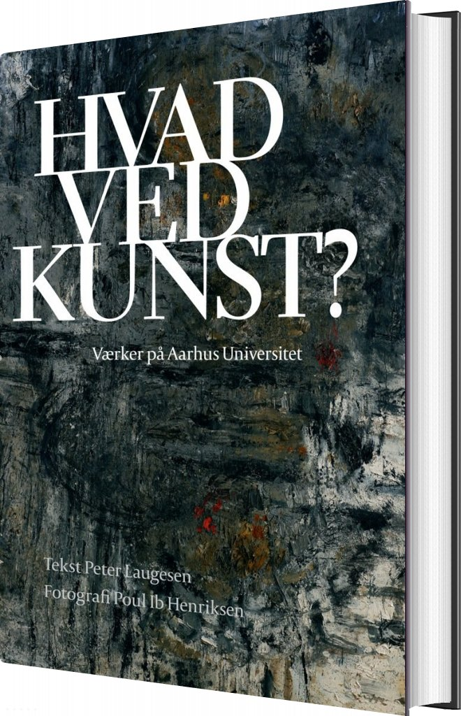 Image of   Hvad Ved Kunst? - Peter Laugesen - Bog