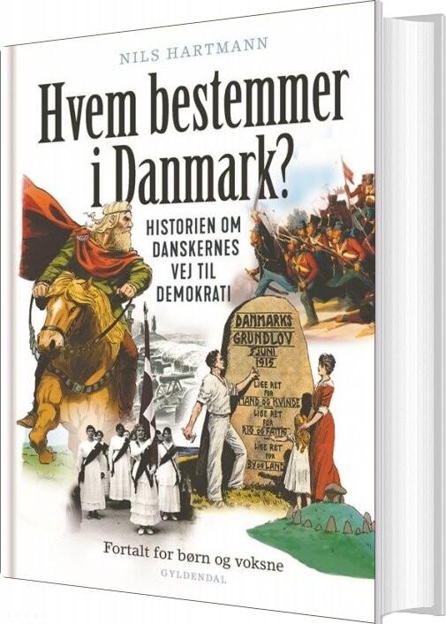 Billede af Hvem Bestemmer I Danmark - Nils Hartmann - Bog