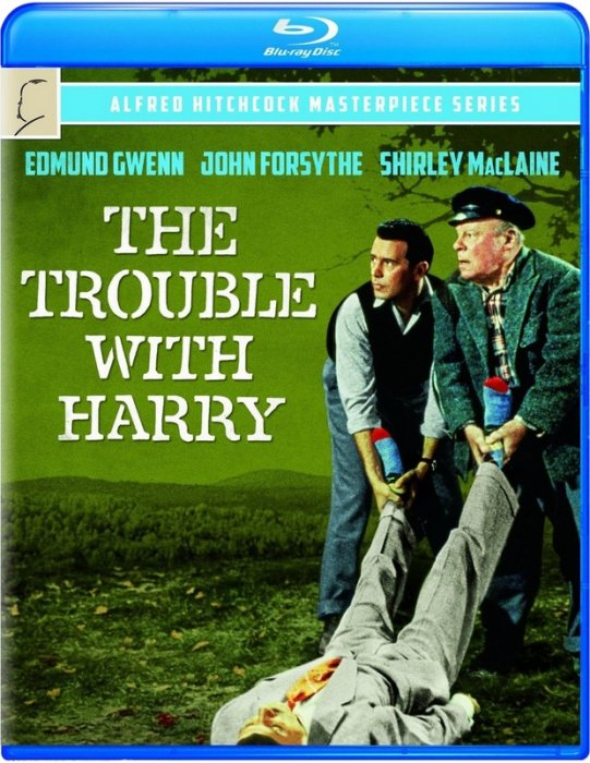 The Trouble With Harry - Blu-Ray