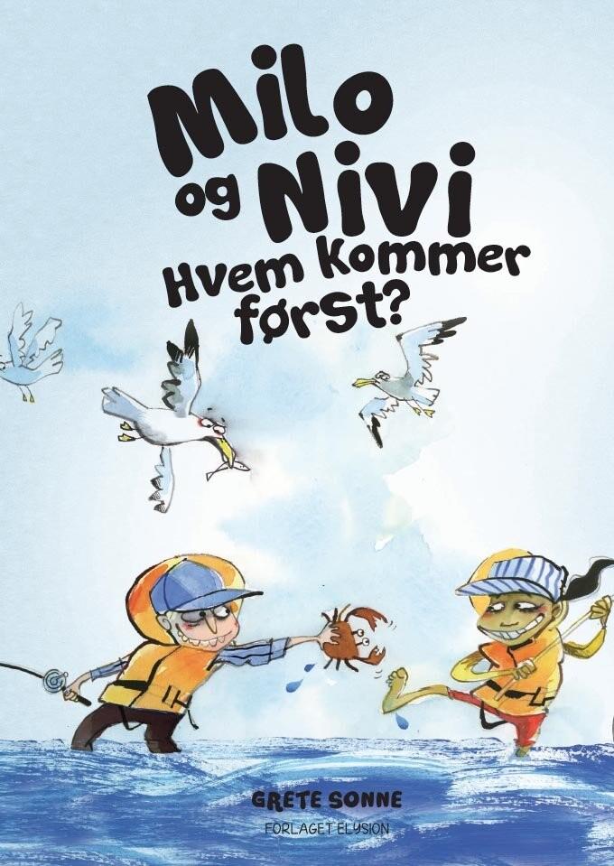 Image of   Hvem Kommer Først? - Grete Sonne - Bog