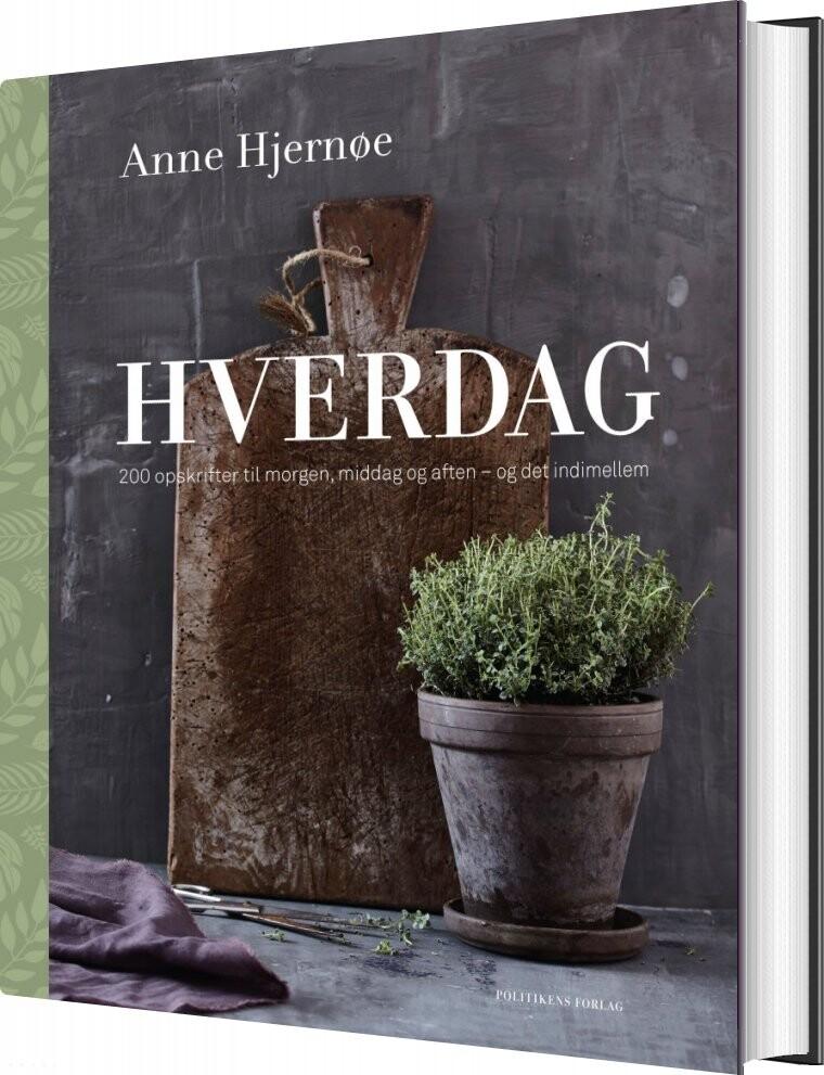 Hverdag - Anne Hjernøe - Bog