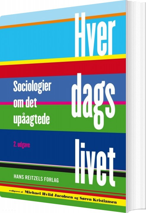 Image of   Hverdagslivet - Søren Kristiansen - Bog