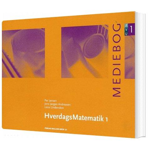 Image of   Hverdagsmatematik 1, Mediebog - Per Jensen - Bog