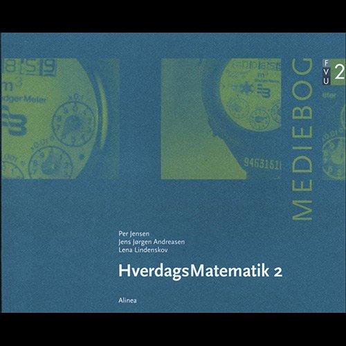Image of   Hverdagsmatematik 2, Fvu-mediebog - Per Jensen - Bog