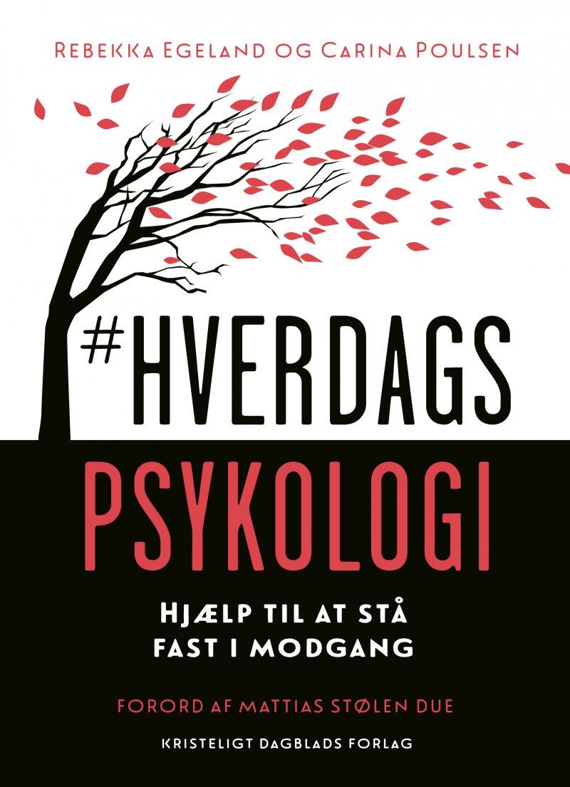 Image of   #hverdagspsykologi - Rebekka Egeland - Bog