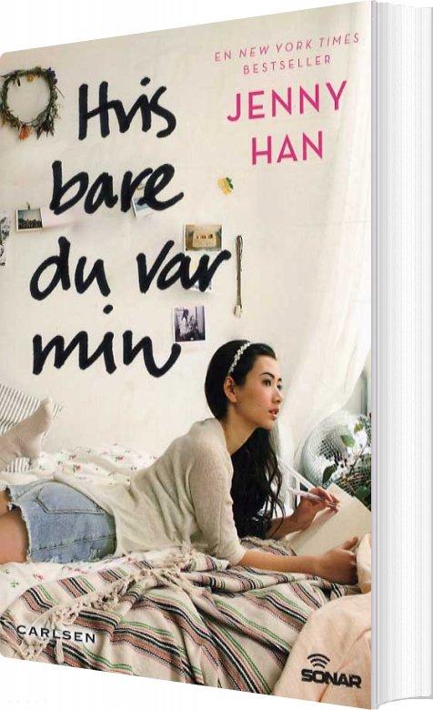 Image of   Sonar: Hvis Bare Du Var Min - Jenny Han - Bog