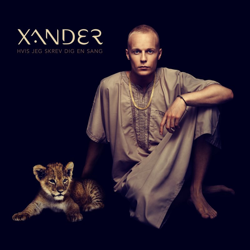 Xander - Hvis Jeg Skrev Dig En Sang - CD