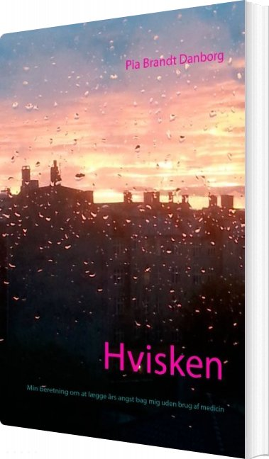 Hvisken - Pia Brandt Danborg - Bog