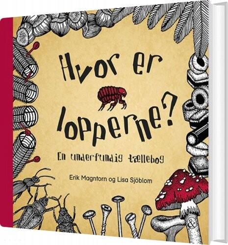 Hvor Er Lopperne? - Erik Magntorn - Bog
