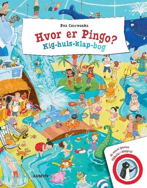 Image of   Hvor Er Pingo? - Eva Czerwenka - Bog