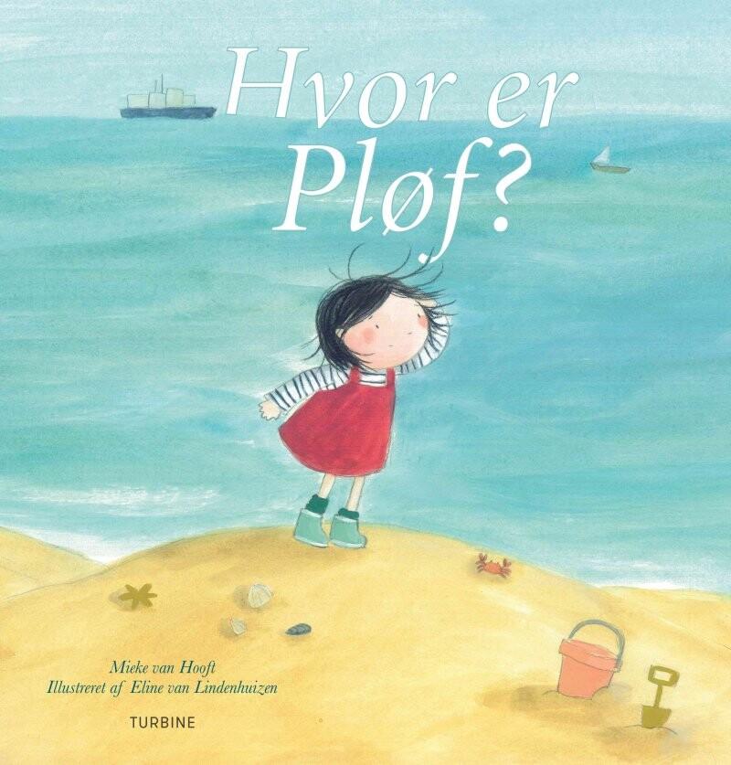 Hvor Er Pløf? - Meike Van Hooft - Bog