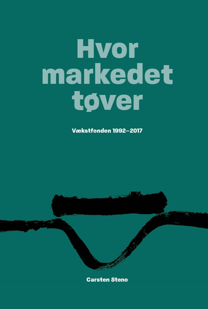 Hvor Markedet Tøver - Carsten Steno - Bog