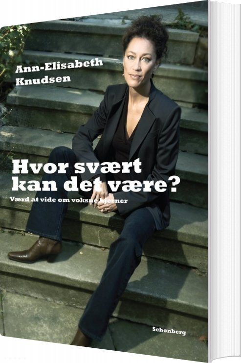 Image of   Hvor Svært Kan Det Være? - Ann-elisabeth Knudsen - Bog