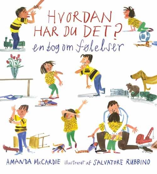 Image of   Hvordan Har Du Det? - Amanda Mccardie - Bog