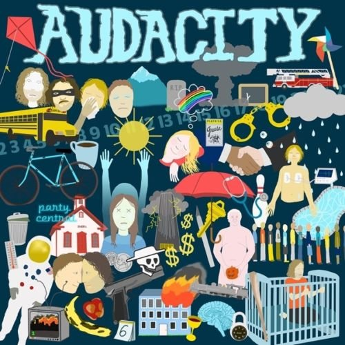 Audacity - Hyper Vessels - Vinyl / LP