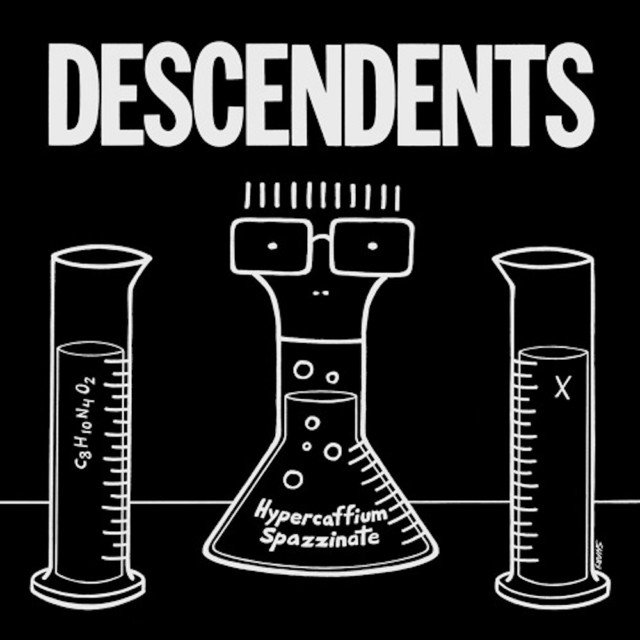 Image of   Descendents - Hypercaffium Spazzinate (deluxe Edition) - CD