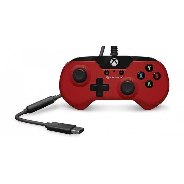 Image of   Hyperkin - Xone X91 - Retro Xbox Controller - Rød