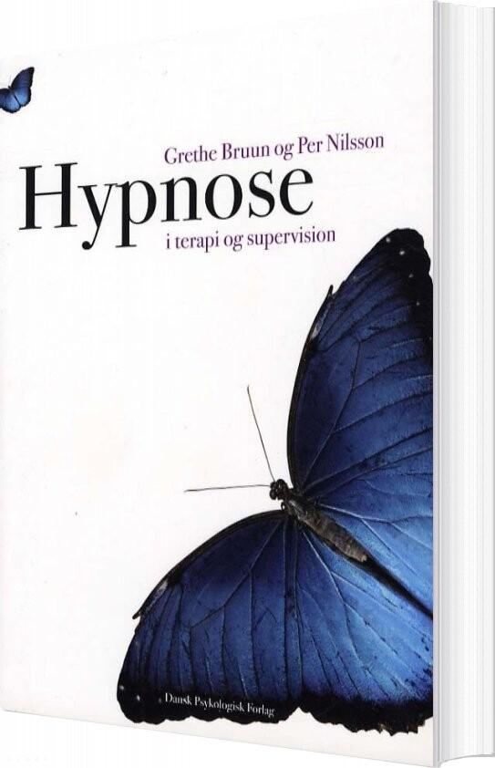 Image of   Hypnose I Terapi Og Supervision - Grethe Bruun - Bog