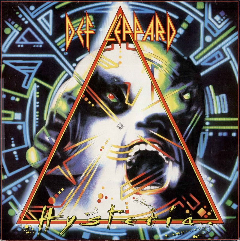 Image of   Def Leppard - Hysteria - Deluxe Edition - CD