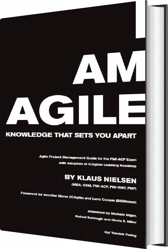 Billede af I Am Agile - Klaus Nielsen - Bog
