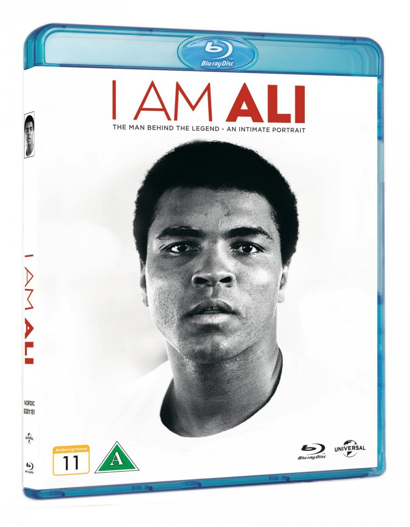 Image of   I Am Ali - Blu-Ray