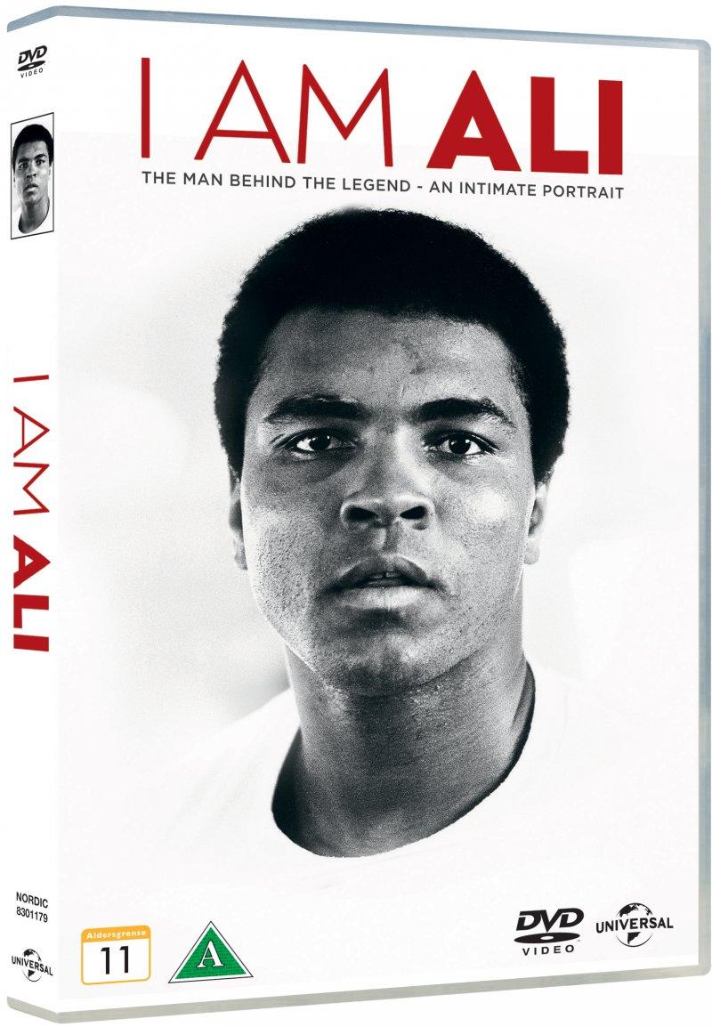Image of   I Am Ali - DVD - Film