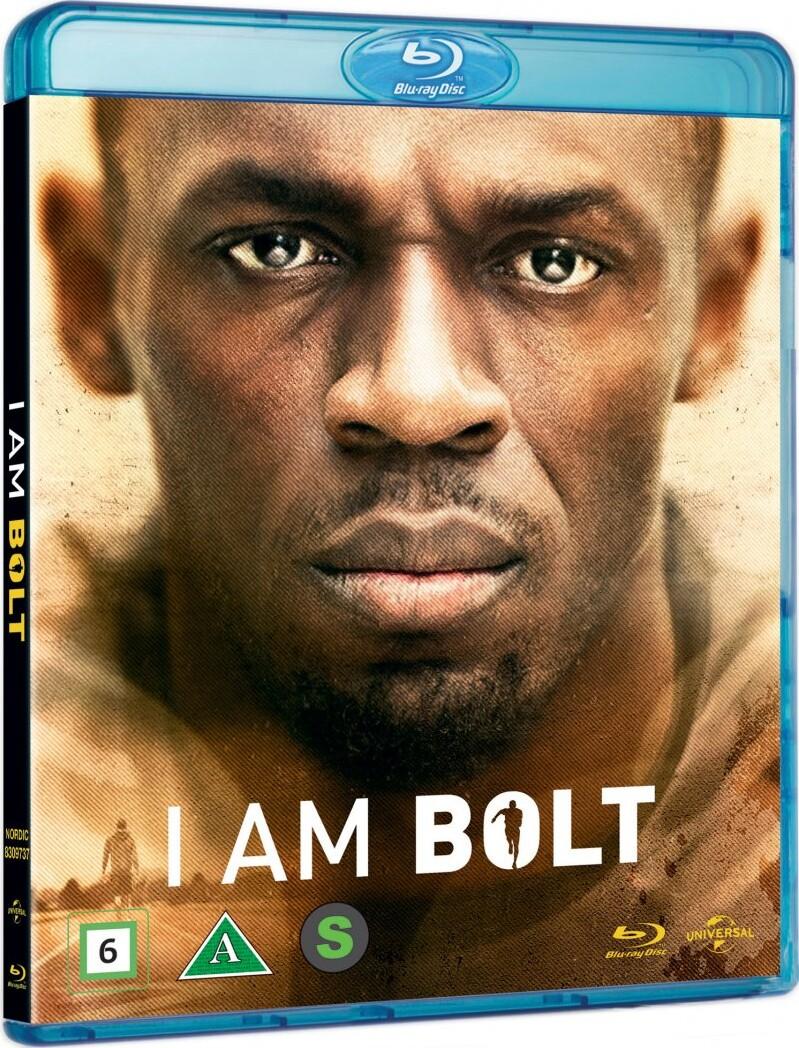 Image of   I Am Bolt - Usain Bolt Dokumentar - Blu-Ray