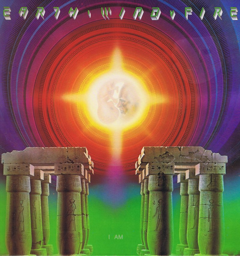 Image of   Earth Wind & Fire - I Am - Vinyl / LP