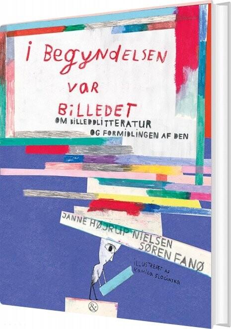 I Begyndelsen Var Billedet - Søren Fanø - Bog