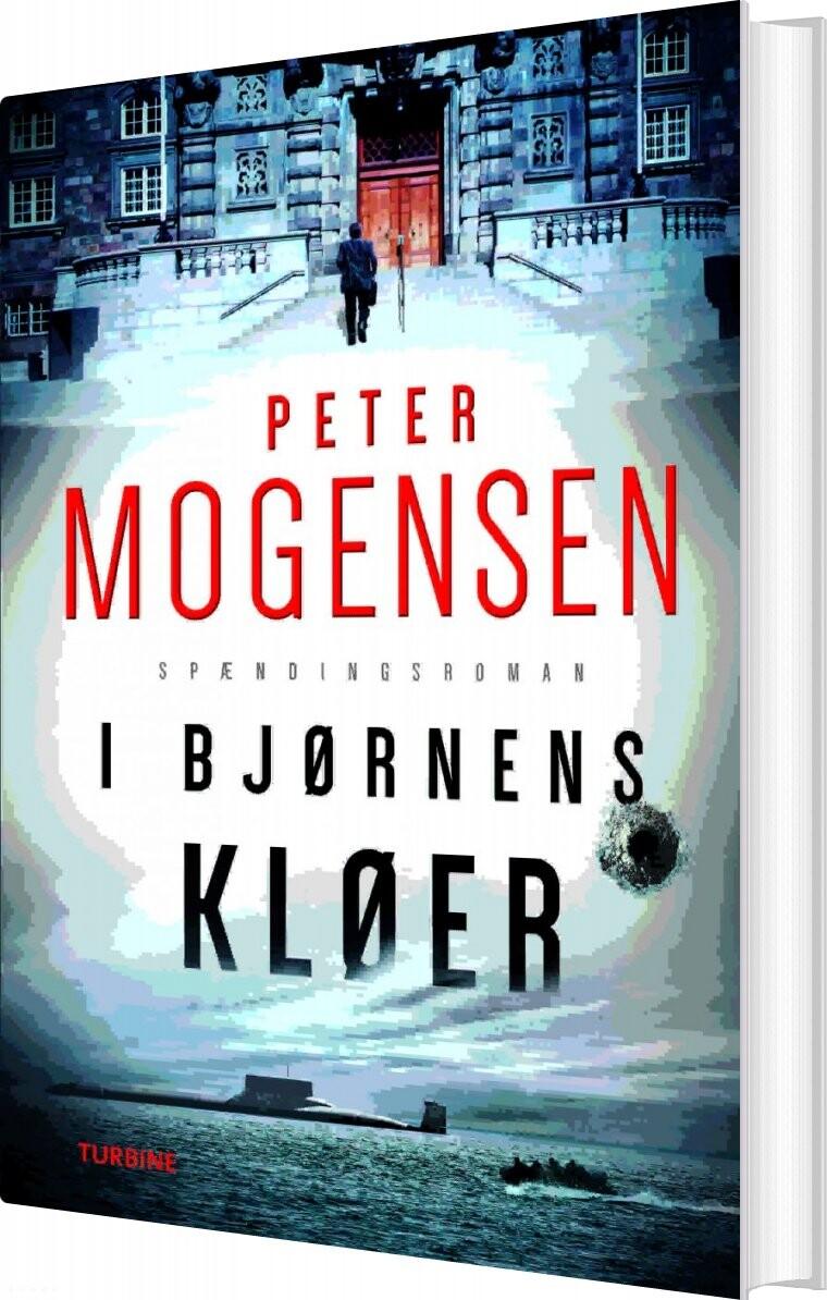 Image of   I Bjørnens Klør - Peter Mogensen - Bog