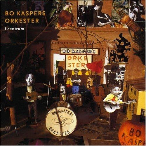 Image of   Bo Kaspers Orkester - I Centrum - Vinyl / LP