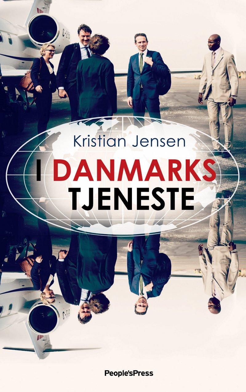 Image of   I Danmarks Tjeneste - Kristian Jensen - Bog