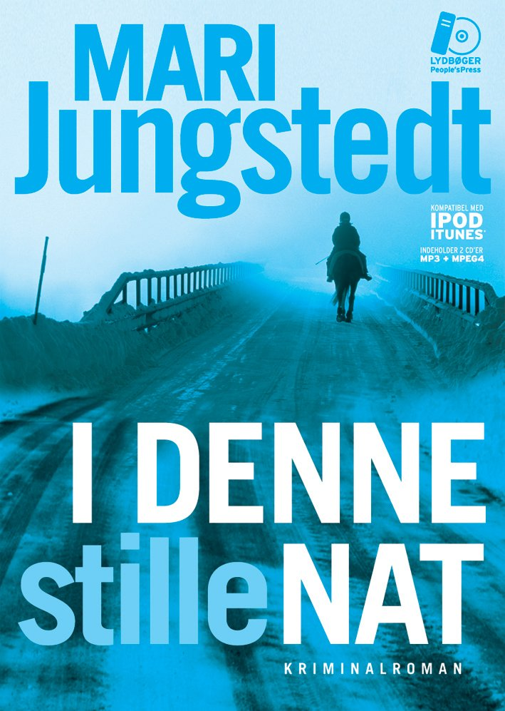 Image of   I Denne Stille Nat - Mp3 - Mari Jungstedt - Cd Lydbog