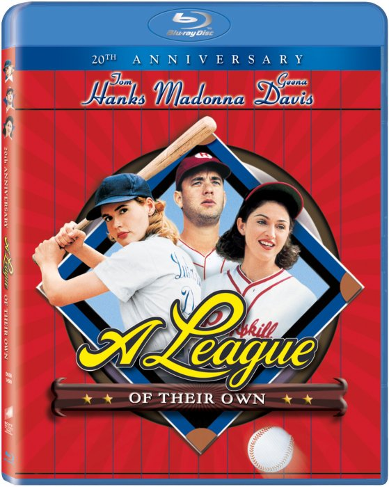 Image of   A League Of Their Own / I En Klasse For Sig Selv - Blu-Ray