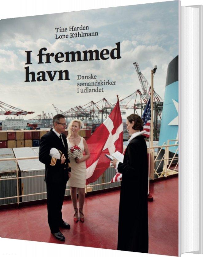 Image of   I Fremmed Havn - Tine Harden - Bog