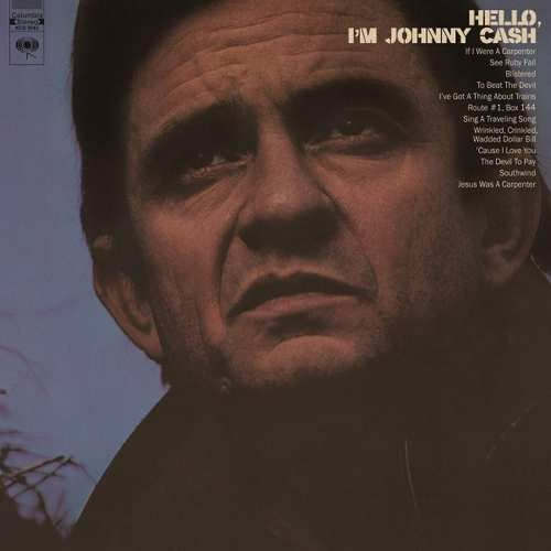 Image of   Johnny Cash - Hello Im Johnny Cash - Vinyl / LP