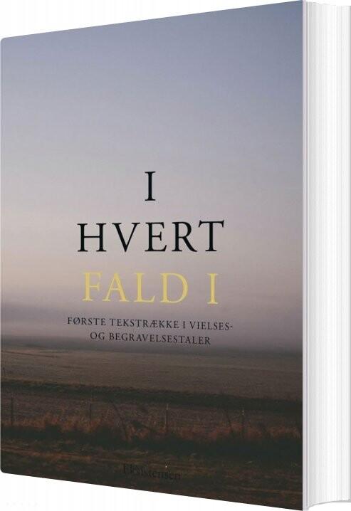 Image of   I Hvert Fald I - Mads Davidsen - Bog