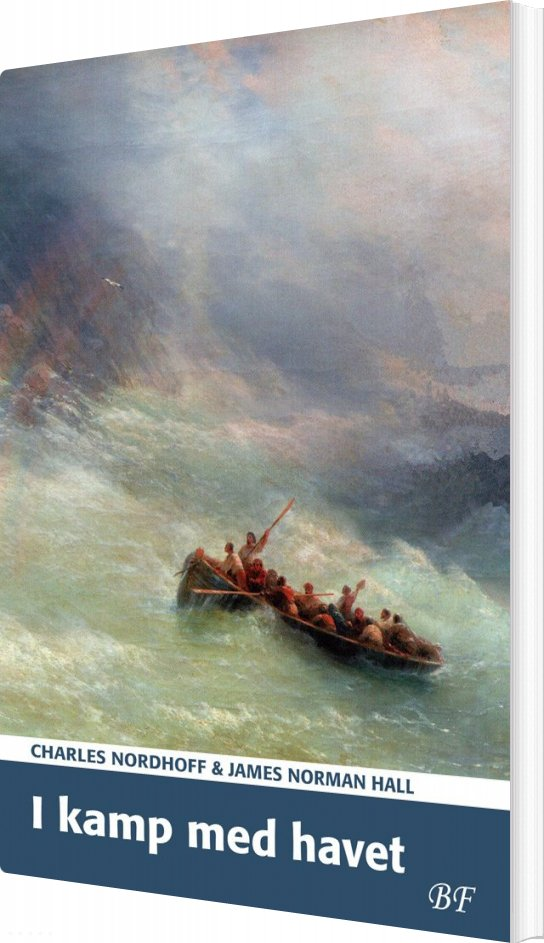 Image of   I Kamp Med Havet - Charles Nordhoff - Bog