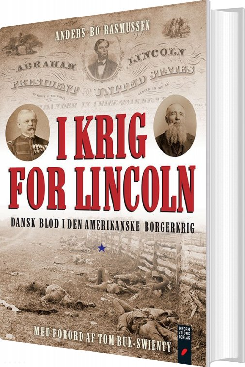 I Krig For Lincoln - Anders Bo Rasmussen - Bog