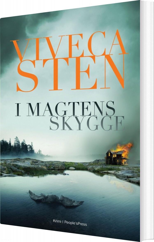 I Magtens Skygge - Viveca Sten - Bog