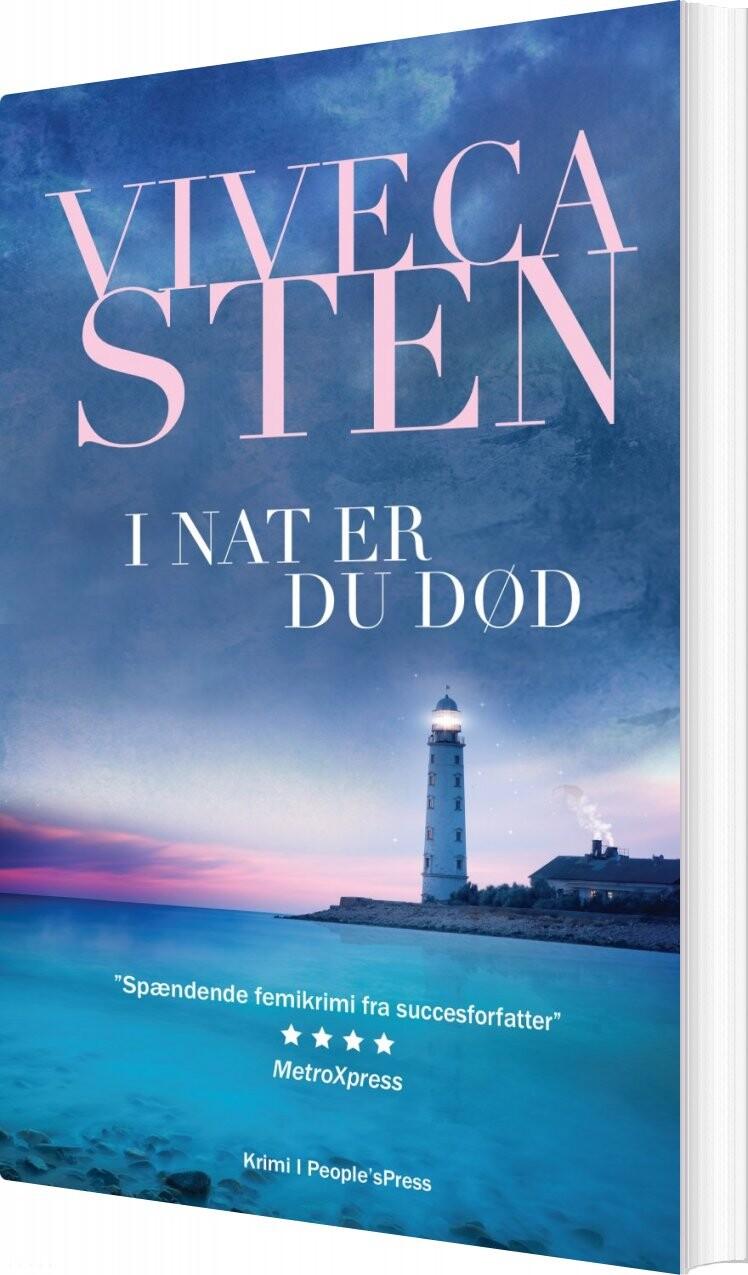 I Nat Er Du Død - Viveca Sten - Bog