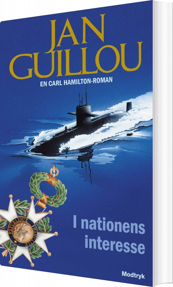 Image of   I Nationens Interesse - Jan Guillou - Bog