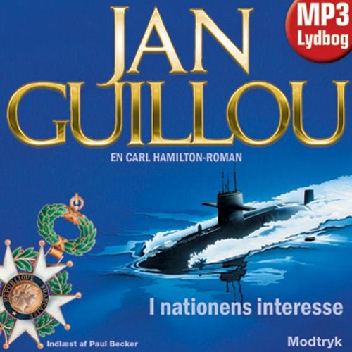 Image of   I Nationens Interesse - Jan Guillou - Cd Lydbog