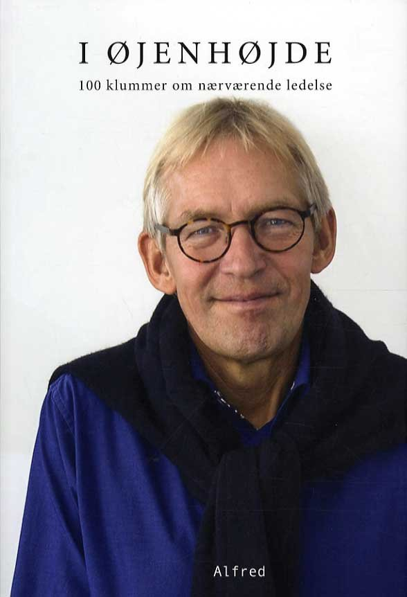 I øjenhøjde - Alfred Josefsen - Bog