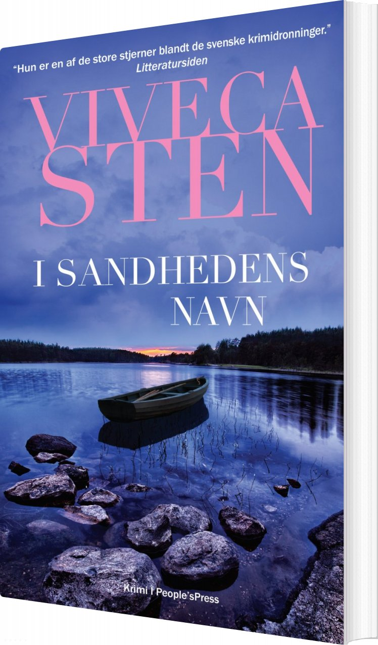 I Sandhedens Navn - Viveca Sten - Bog