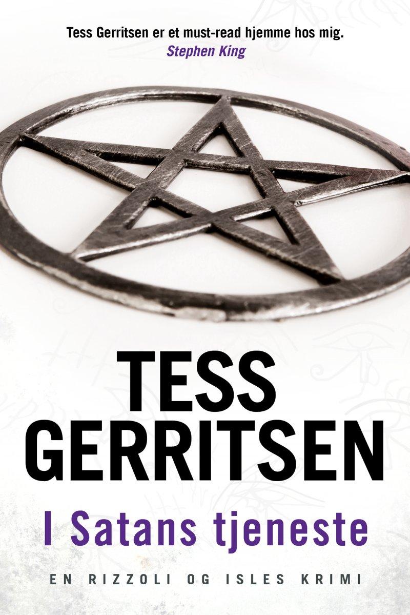 Image of   I Satans Tjeneste - Tess Gerritsen - Cd Lydbog