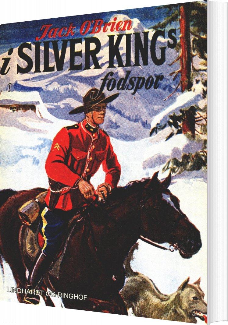 I Silver Kings Fodspor - Jack O'brien - Bog